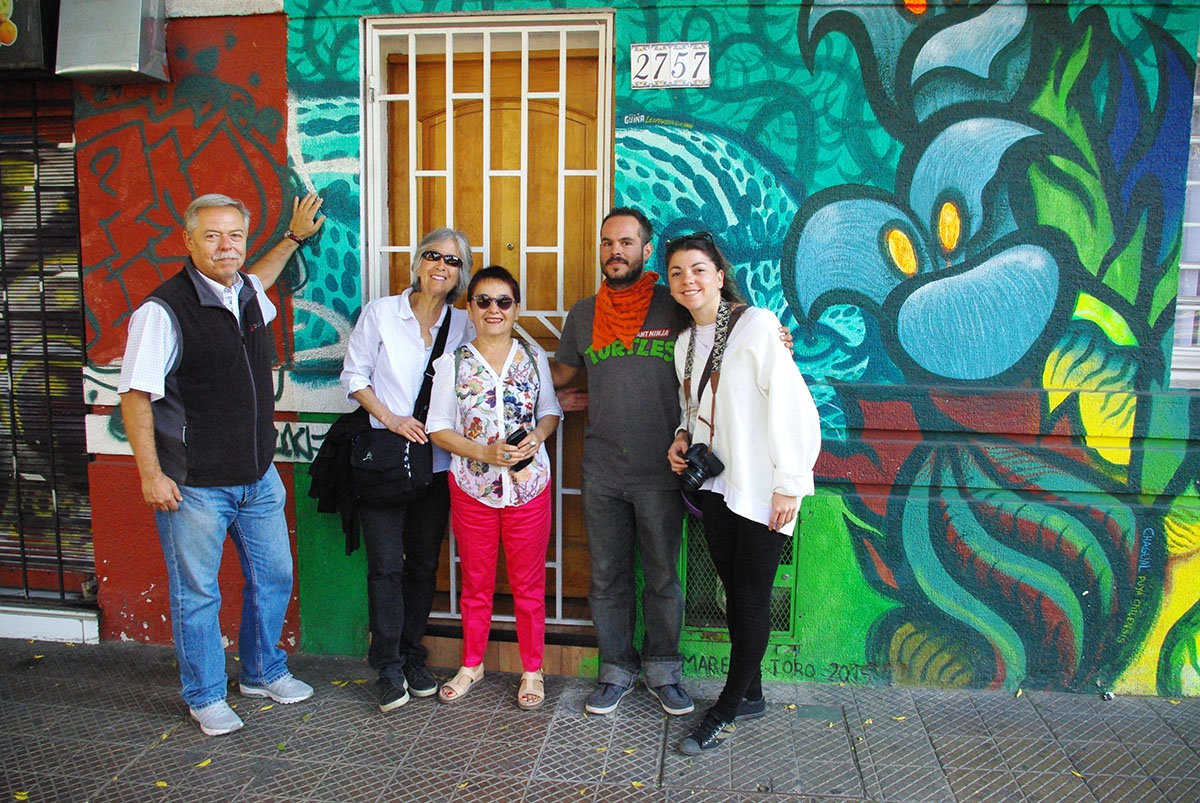 Streets of Santiago mural and graffiti tour_small